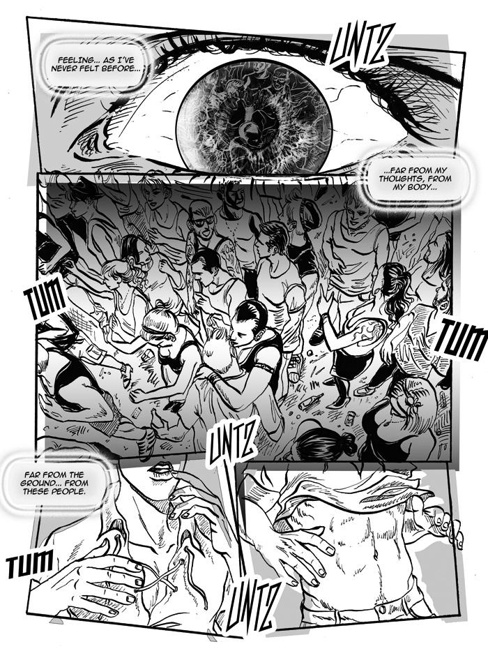 Until The Daylight - A Berlin Comic - Rosario Salerno
