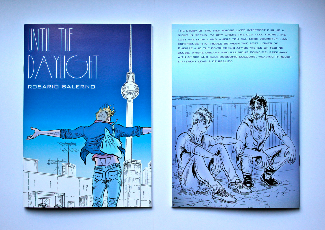 Until The Daylight - A Berlin Comic